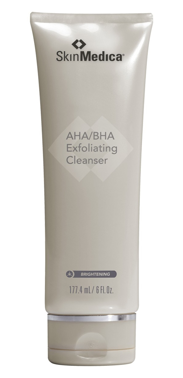 AHA Exfoliating cleanser